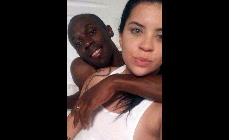 Pasó la noche con Usain Bolt en Río y compartió las fotos en WhatsApp