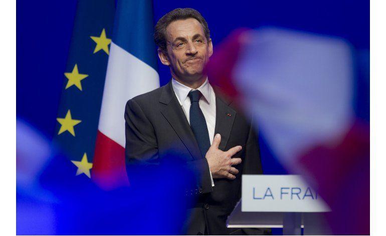 Sarkozy buscará ser candidato a la presidencia en 2017