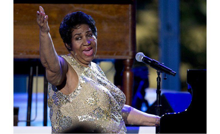 Aretha Franklin cancela conciertos por orden médica