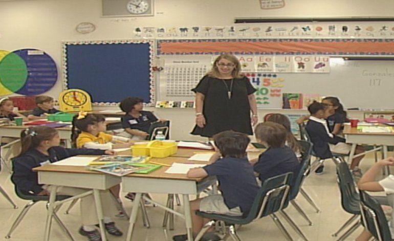 Comienza el curso escolar en el condado Miami Dade