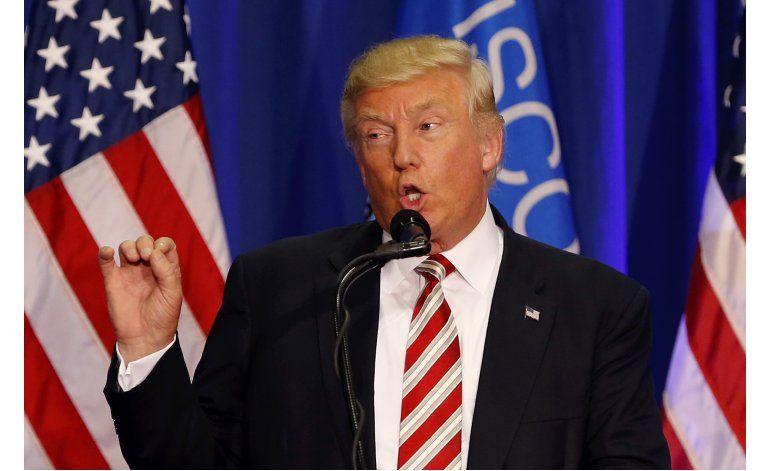 Trump promete ser  justo pero firme en inmigración