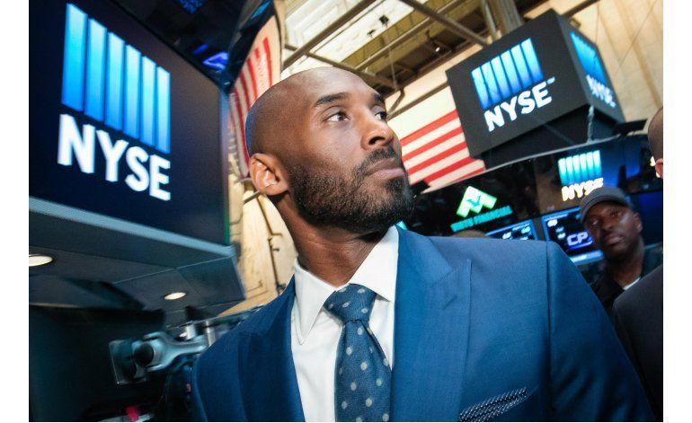 Kobe Bryant anuncia un fondo de inversión