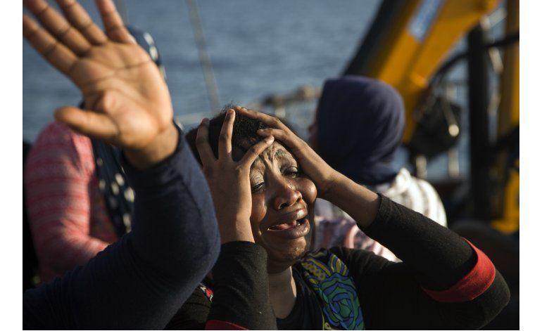 Reporte: Mueren más migrantes en Mediterráneo, sube riesgo