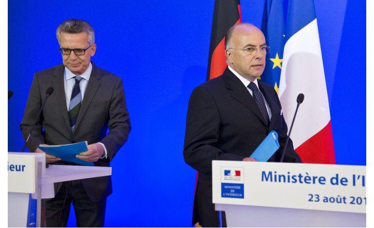 París, Berlín piden limitar cifrado en lucha antiterrorista