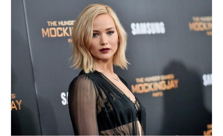 Forbes: Jennifer Lawrence es la actriz mejor pagada