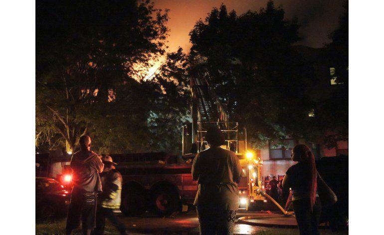 Chicago: Cuatro muertos en incendio aparentemente deliberado