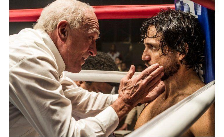 Reseña: De Niro, Ramírez se suben al ring en Manos de Piedra