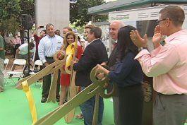 inauguran la primera fase de un ambicioso proyecto recreativo en miami