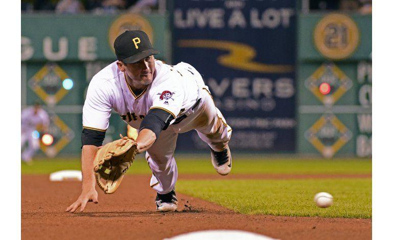 Nova y Polanco guían victoria de Piratas ante Astros