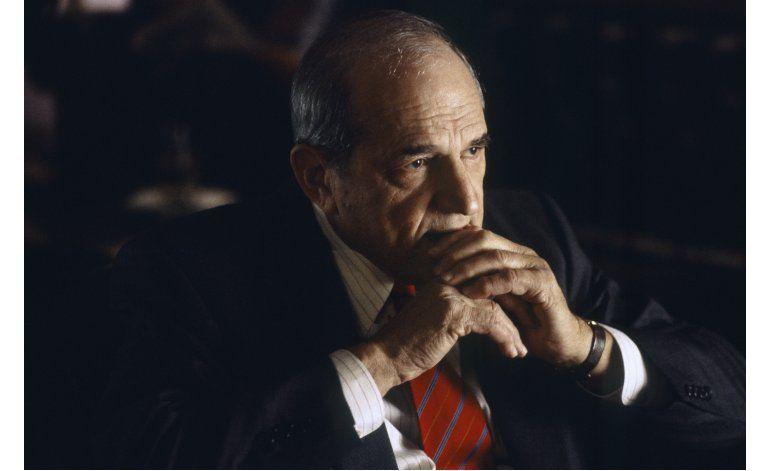 Steven Hill, astro de Law & Order, muere a los 94 años