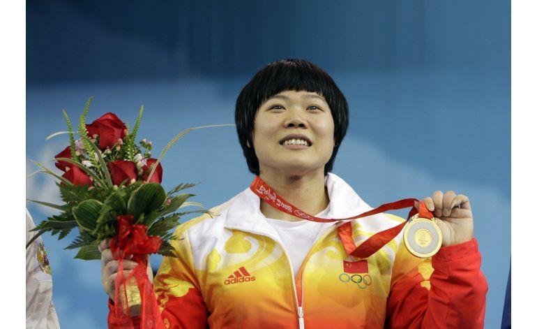 3 medallistas de oro en Beijing dan positivo en nueva prueba