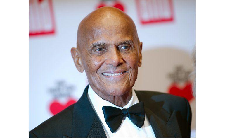 Harry Belafonte espera llevar a un cambio con nuevo festival