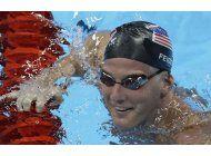 nadador feigen se disculpa por grave distraccion en rio