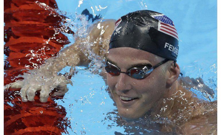 Nadador Feigen se disculpa por grave distracción en Río