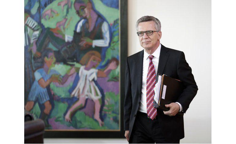 Alemania presenta medidas para casos de emergencia