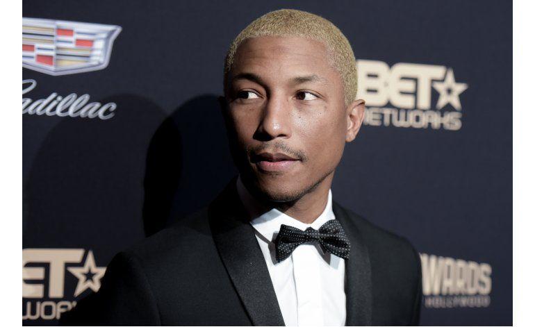 Clive Davis honra a Pharrell como Leyenda de la Composición