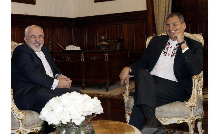 Ecuador e Irán dan fuete impulso a la relación comercial