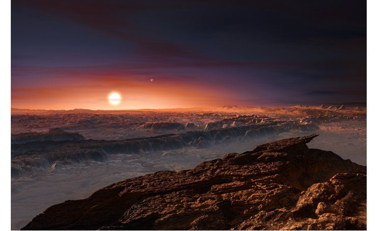 Hallan planeta parecido en galaxia vecina