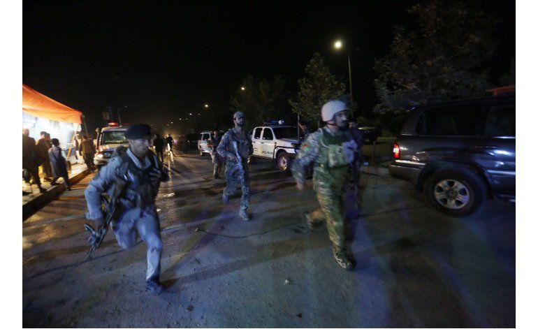 Milicianos atacan Universidad Americana en Afganistán
