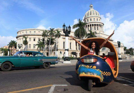Disminuye la demanda de viajes desde EEUU a Cuba