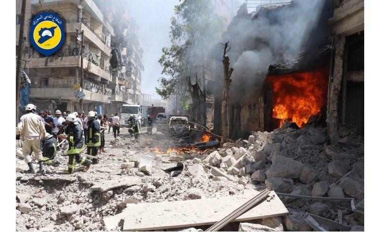 Disminuye esperanza de vida en Siria por violencia