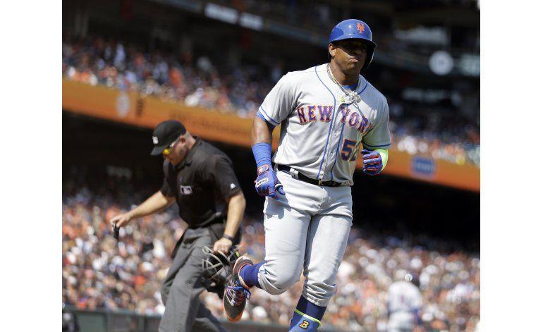 Céspedes planea cumplir todo su contrato con Mets