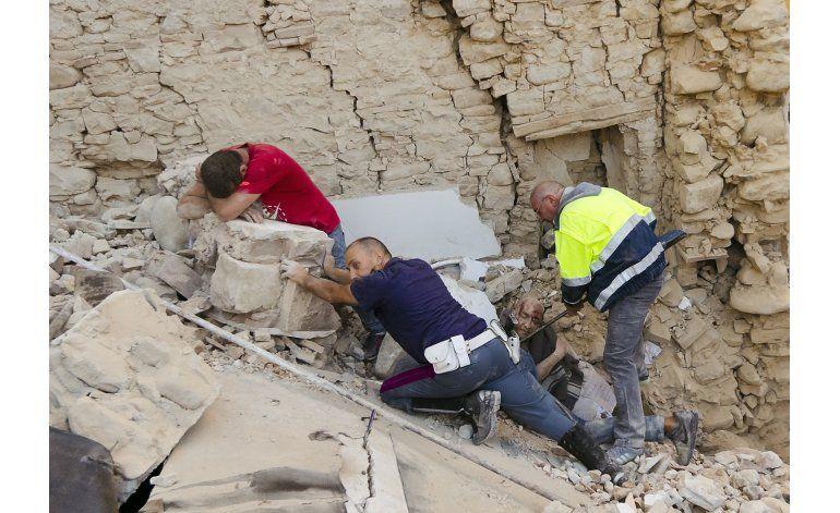 LO ULTIMO: Baja cifra de posibles víctimas fatales en hotel