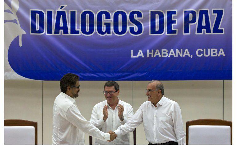 Cronología de las FARC y anteriores diálogos de paz