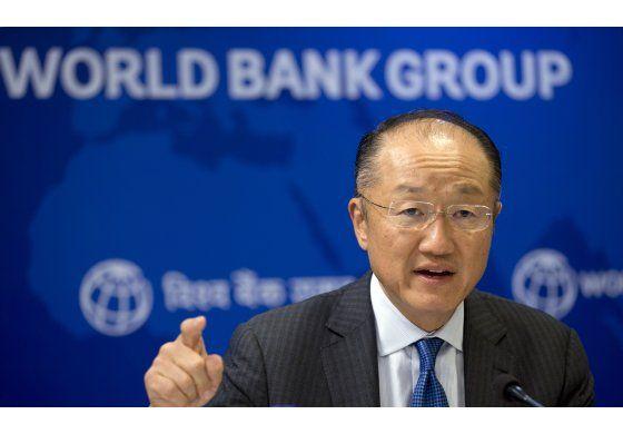 EEUU apoya reelección de Kim como presidente del BM
