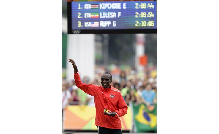 Kenia disuelve su comité olímpico tras problemas en Río