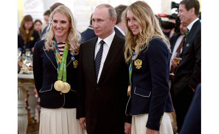 Putin ve inhumana la sanción al equipo paralímpico ruso