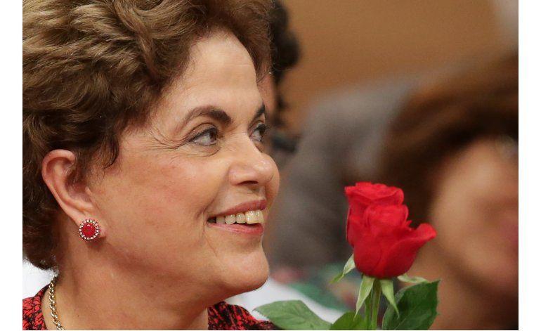 Senado de Brasil inicia deliberaciones sobre Rousseff