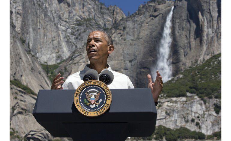 Obama narra video de realidad virtual sobre el Yosemite