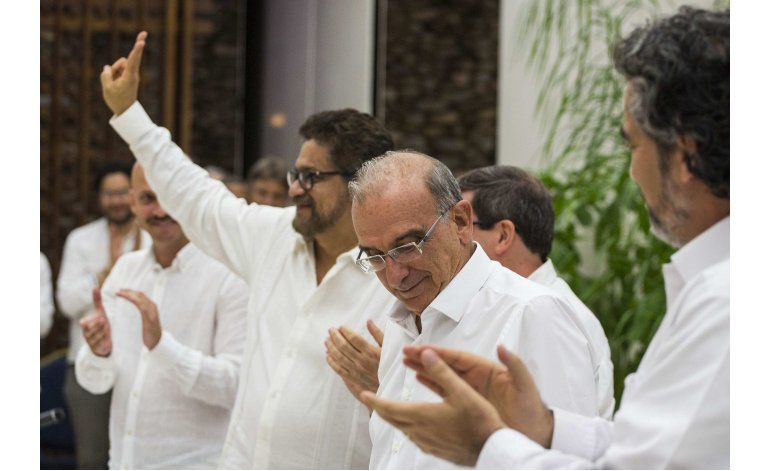 Santos anuncia que cese del fuego comienza próxima semana