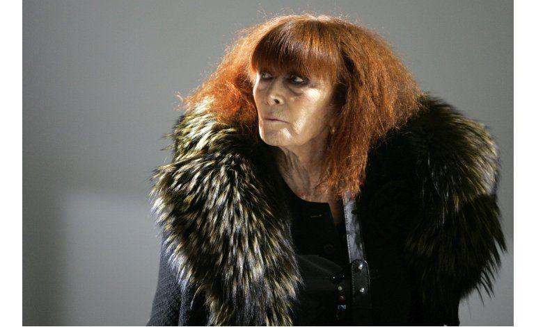 Muere la pionera diseñadora Sonia Rykiel a los 86 años