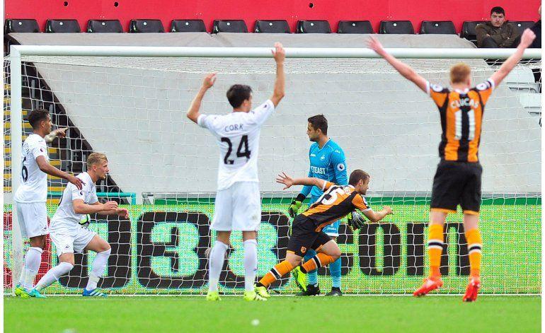 Hull, revelación de la Liga Premier, a prueba ante el United