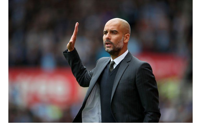 Guardiola vuelve a Barcelona con el City en la Champions