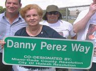 nombran calle en hialeah en honor a deportista misteriosamente asesinado