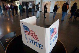 mas de 7,3 millones de estadounidenses ya han votado