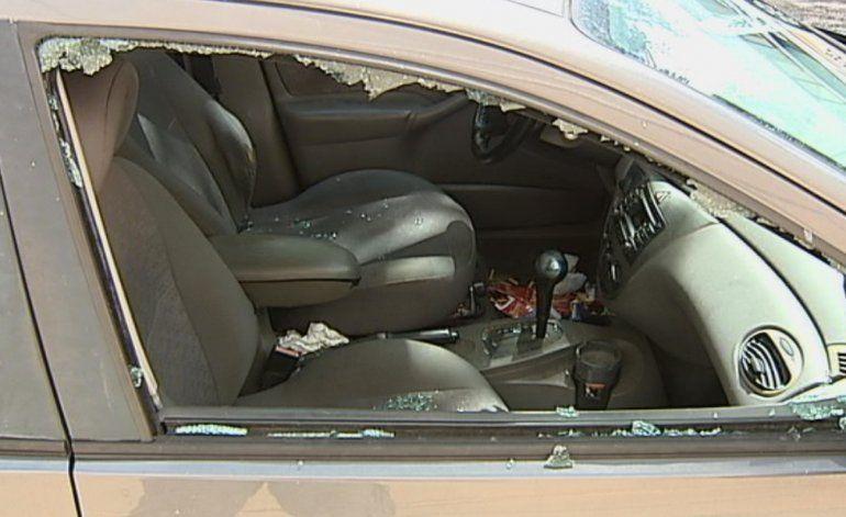Vecinos de la Pequeña Habana amanecieron con sus autos vandalizados