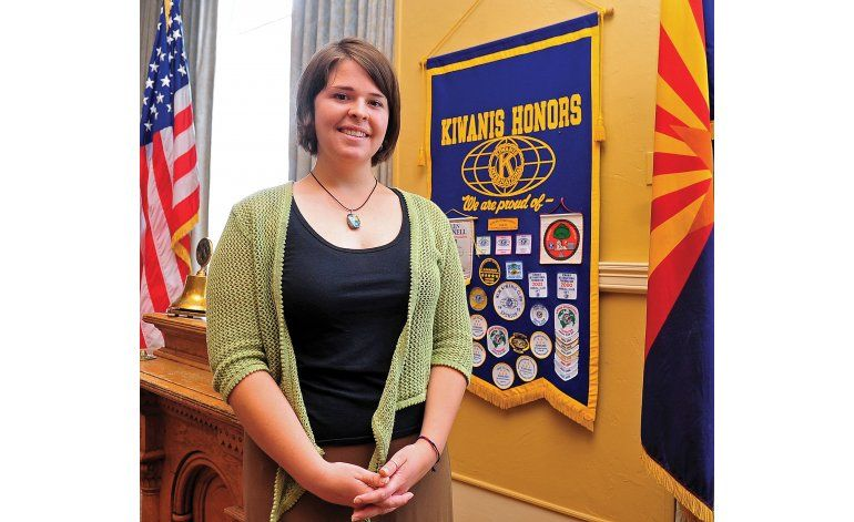 Elogian el valor de mujer de Arizona asesinada por el EI