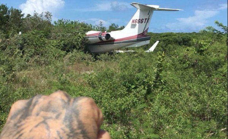J Balvin sufre incidente en avión