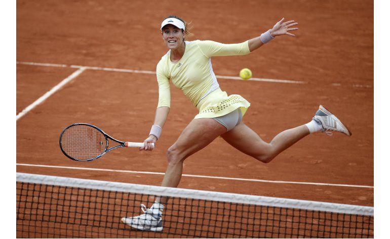 Muguruza persigue el número 1 y un buen US Open