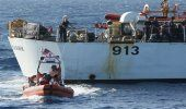Los guardacostas repatrían a 161 cubanos