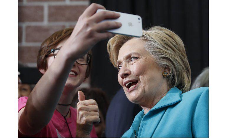 Calendarios de Clinton no serán difundidos por ahora