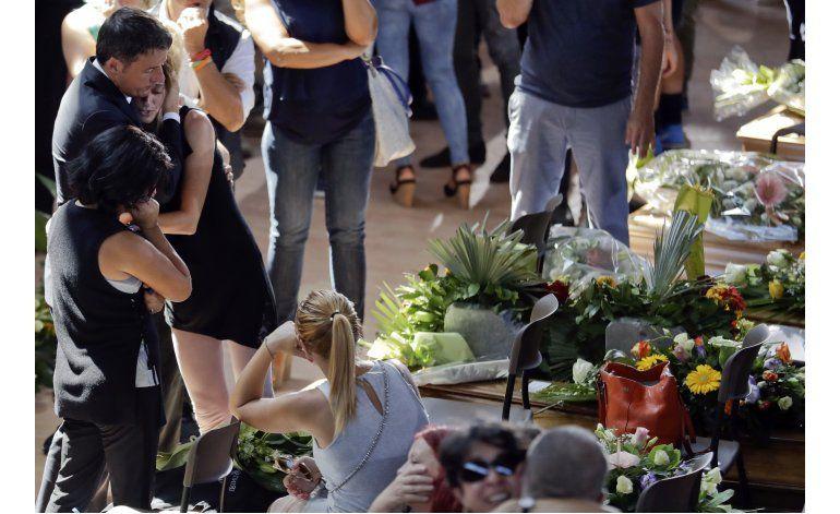 Italia observa luto nacional por víctimas del sismo