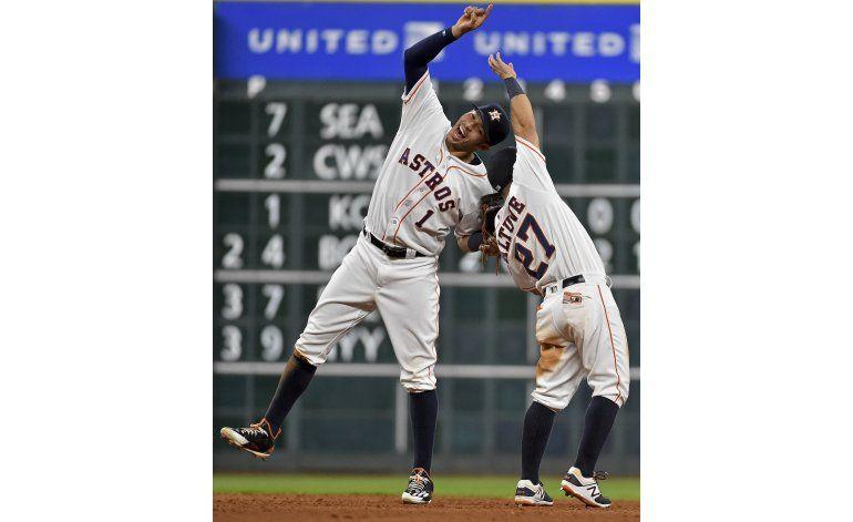 Bregman y Gurriel comandan ataque de Astros al vencer a Rays