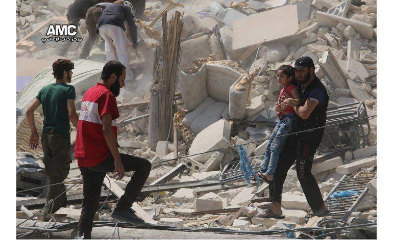 Curdos en Siria chocan con rebeldes apoyados por Turquía