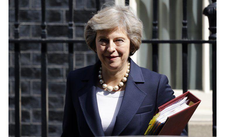 Primera ministra, gabinete planifican salida británica de UE