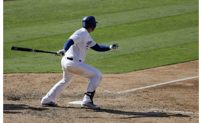 Dodgers blanquean 1-0 a Cachorros